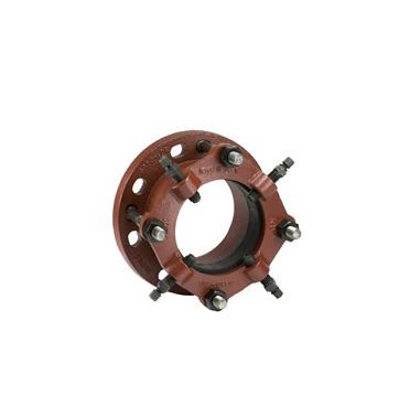 Restrained Cast Flanged Adapter