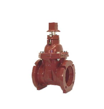 AWWA Resilient Seated Gate Valves: Series 6900