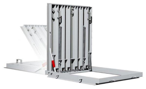Utility Vault Doors