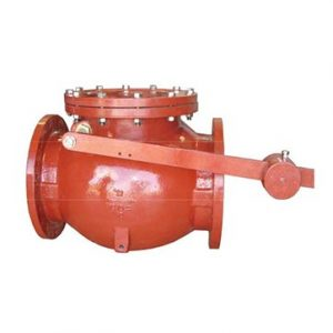 Metal Seated Swing Check Valve
