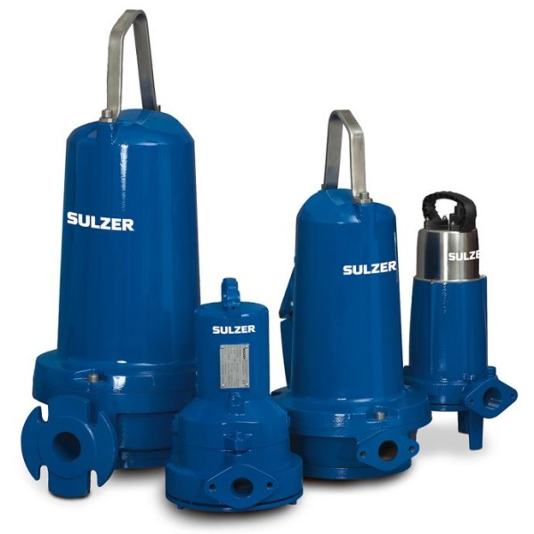 Submersible light and medium duty pumps