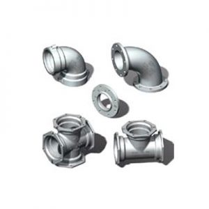Ductile Iron Waterworks Fittings and Accessories